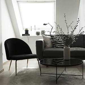 Vorschaubild Monochrome Living – mit Möbeln von Cult Furniture –