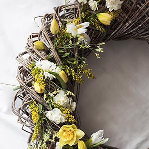 Vorschaubild Blumengrüße zu Ostern