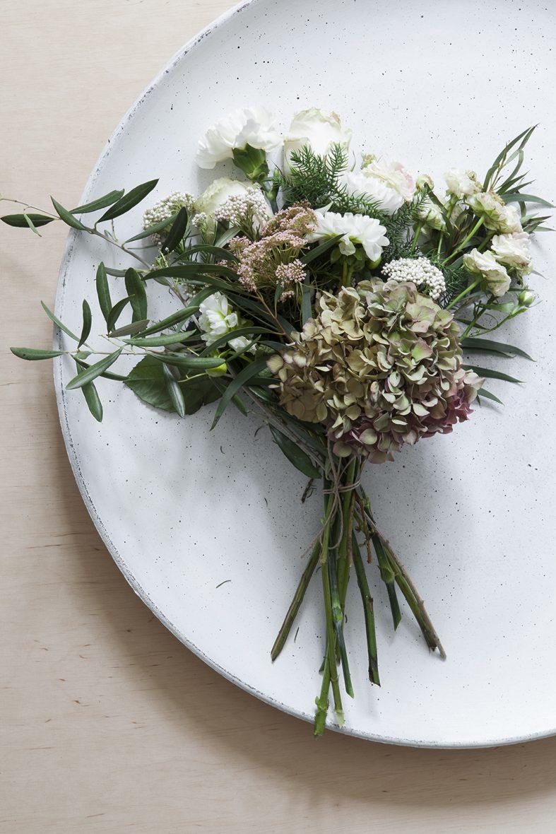 Lieblingsblumen im zarten Vintage-Look