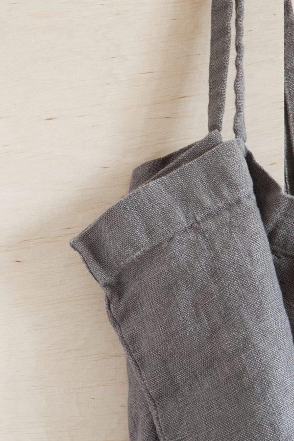 Leinentasche LINO Grey