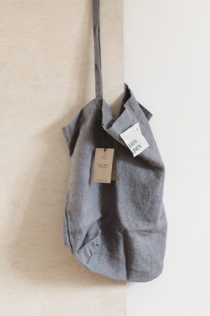 Leinentasche LINO Grey