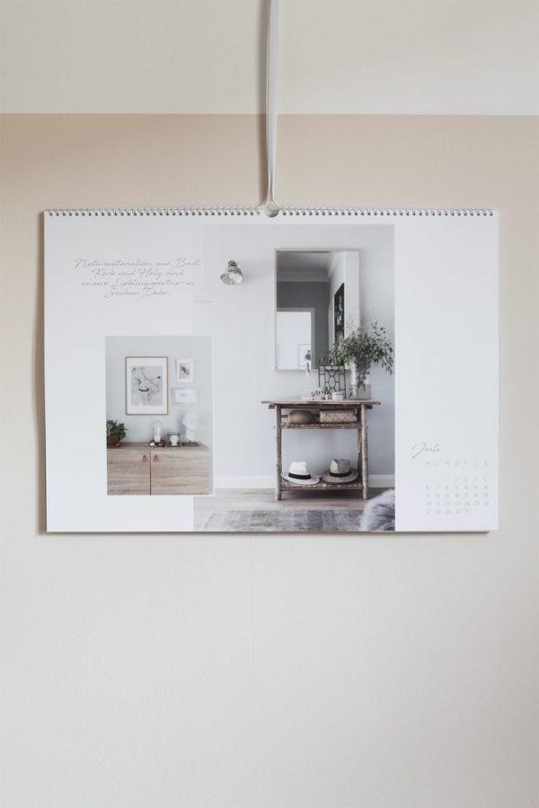 Interior Wandkalender 2020