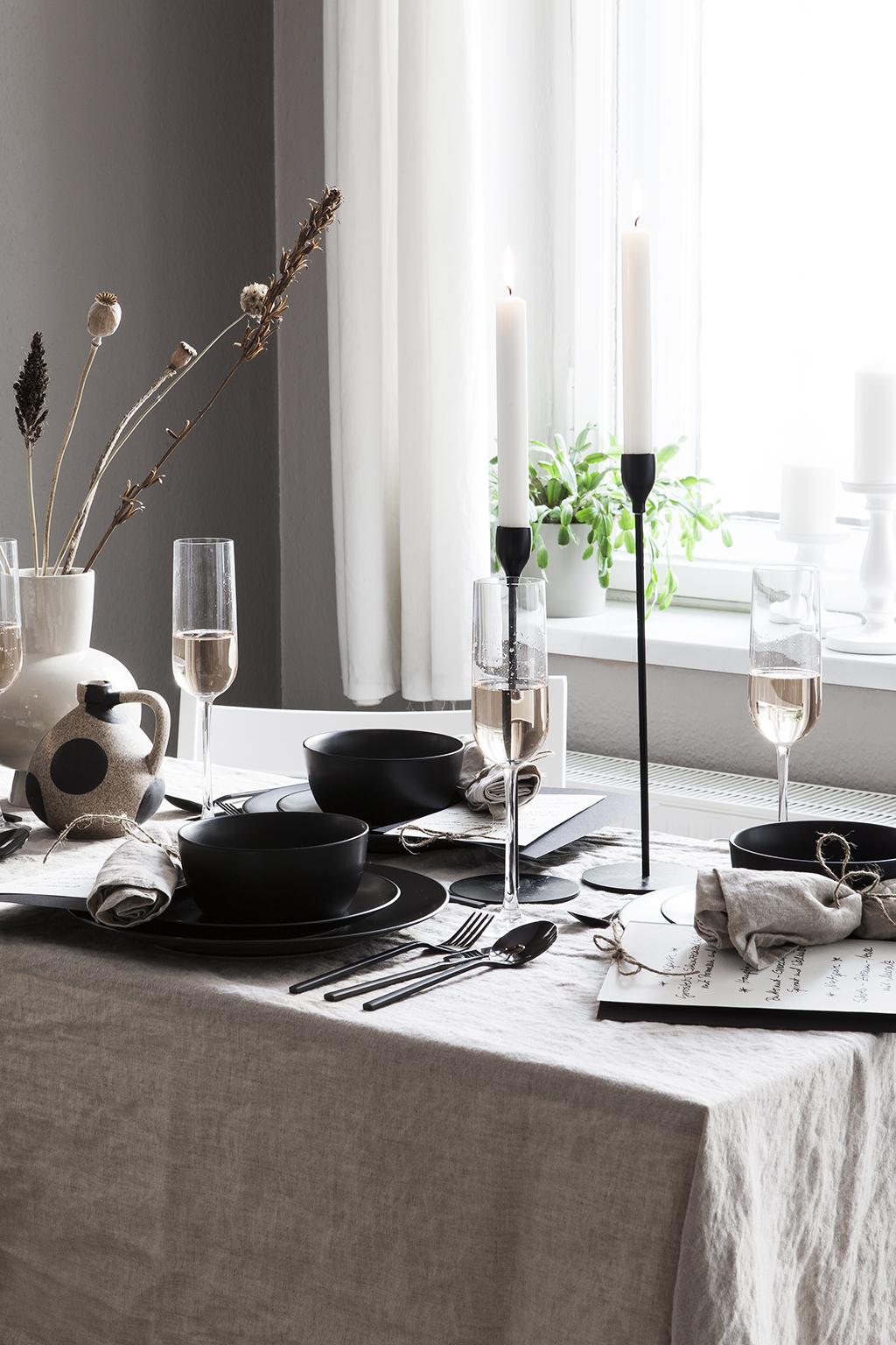 Ein Tisch – zweimal anders!