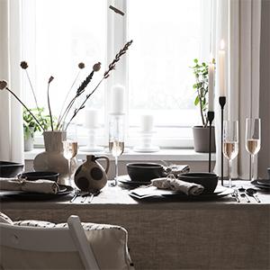 Vorschaubild Ein Tisch – zweimal anders!